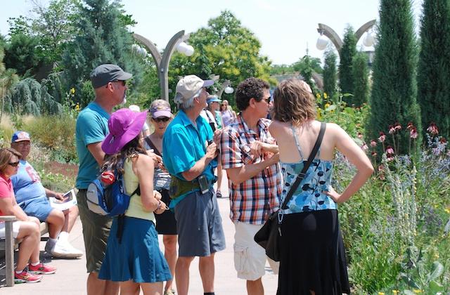 Chihuly at Denver Botanical